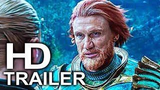 AQUAMAN Trailer #4 NEW (2018) Superhero Movie HD
