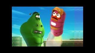 LARVA ❤ LA HULK 2018 Full Movie Cartoon Cartoons For Children LARVA Official