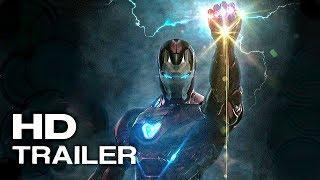 "AVENGERS 4 - (2019) ""End Game"" MCU Tribute Trailer [HD]"