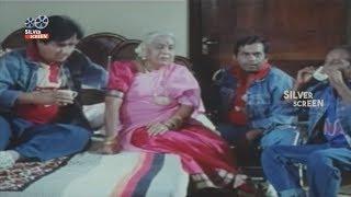 Telugu Ultimate Comedy Movie Scene | Telugu Comedy Old | Silver Screen Movies