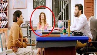 Ali & Hamsa Nandhini Romantic Comedy Scene   Telugu Comedy Scene   Comedy Junction