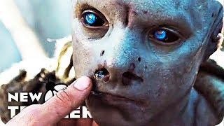 COLD SKIN US Trailer (2018) Mystery Horror