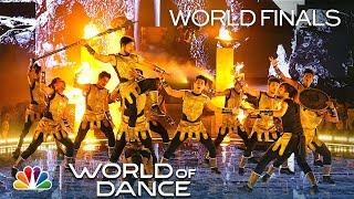 The Kings' Final Routine is an Action Movie Live on Stage - World of Dance World Finals 2019