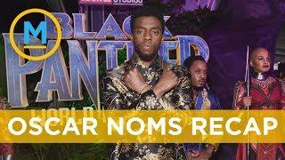 Black Panther makes history as first superhero film to be nominated for Best Picture
