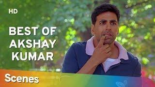 Best Akshay Kumar scenes from Bhagam Bhag – Govinda - Popular Hindi Comedy Movie