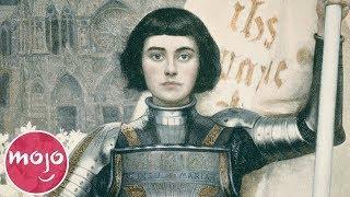 10 Badass Rebel Women in History