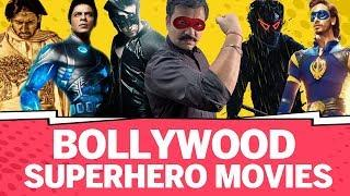 Why Bollywood Superhero Movies Doesn't Work (2019)