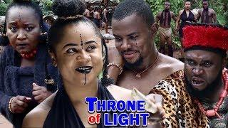THRONE OF LIGHT 3&4 -  2019 New Movie ll 2019 Latest Nigerian Nollywood Epic Movie