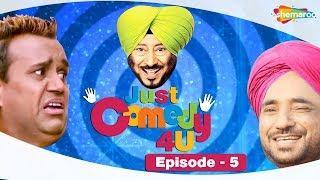 Just Comedy 4u | Punjabi Web Series | HD | Episode 5 | With Jaswinder Bhalla Rana Anmol