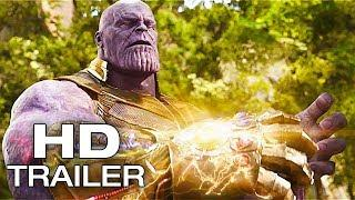 AVENGERS INFINITY WAR Extended Blu-Ray Trailer (2018) Marvel Superhero Movie HD