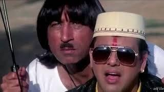 Saajan Chale Sasural - Full HD Bollywood Comedy Movie | Govinda, Karishma Kapoor