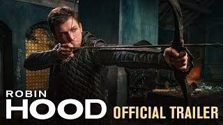 Robin Hood (2018 Movie) Official Trailer – Taron Egerton, Jamie Foxx, Jamie Dornan