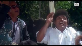 Johny Lever Comedy Scene from Agni Prem Bollywood Romantic Hindi Movie