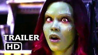 AVENGERS INFINITY WAR - Bonus BLOOPERS Trailer ! (2018) Gag Reel Movie HD