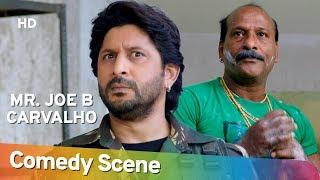 Mr Joe B. Carvalho - Arshad Warsi - Hit Comedy Scene - अरशद वारसी कॉमेडी - Shemaroo Bollywood Comedy