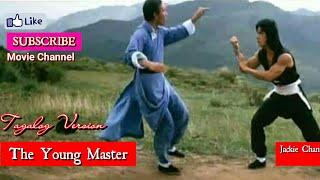 Tagalog dubbed Kungfu Comedy.