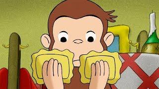 Curious George ???? From Scratch ????Full Episode???? Cartoons For Kids ???? Kids Movies
