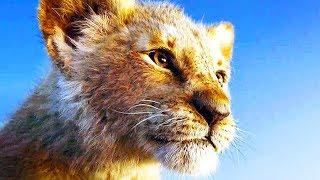 THE LION KING Full Movie Trailer (NEW 2019) Disney Movie