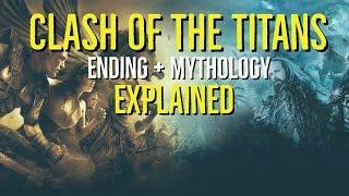 CLASH of the TITANS (Ending + Mythology EXPLAINED)