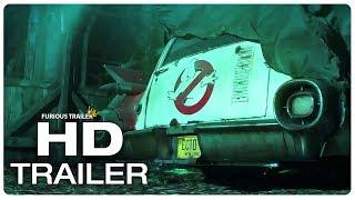 GHOSTBUSTERS 3 Teaser Trailer (NEW 2020) Bill Murray Comedy Movie HD
