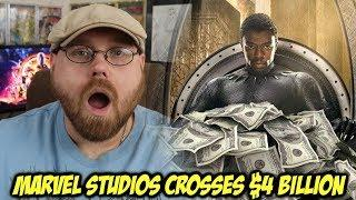 Marvel Studios Sets New Record Crossing $4 Billion!!!