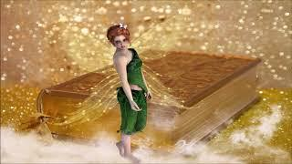 Medieval Fantasy Music Fairy Book