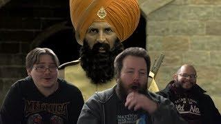 KESARI Trailer Reaction and Discussion