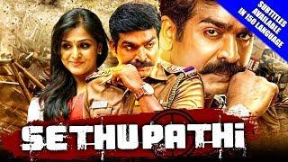 Sethupathi (2018) New Released Full Hindi Dubbed Movie | Vijay Sethupathi, Remya Nambeesan