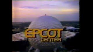"""This is EPCOT Center"" Commercials ~ 1988/89"