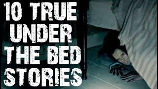 [GIVEAWAY] 10 TRUE Seriously Creepy Under The Bed Horror Stories | (Scary Stories)