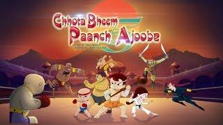 Chhota Bheem Aur Paanch Ajoobe full Movie in Hindi 2018
