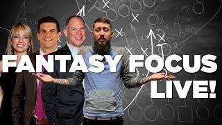 2019 ESPN Fantasy Football Rankings Revealed   Fantasy Focus Live   ESPN