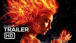 X MEN: DARK PHOENIX Trailer Teaser (2019) Superhero Movie HD