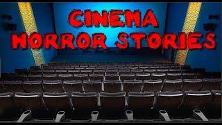 6 TRUE Terrifying MOVIE THEATER Scary Stories Ft. Unit 522