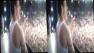 Hammer To Fall  (Live Aid, Wembley Stadium, 1985) | Bohemian Rhapsody movie (2018)