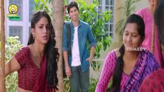 Lavanya Tripathi & Allu Sirish Recent Super Comedy Scene | Telugu Comedy Scene | Comedy Junction