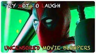 DEADPOOL 2 Bloopers - Gag Reel & Outtakes (NEW 2018) Superhero Movie HD