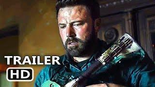TRIPLE FRONTIER Official Trailer (2019) Ben Affleck, Oscar Isaac Netflix Movie HD