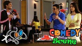 Happy Movie Comedy Scenes   Part-14   Allu Arjun And Genelia D'Souza Excellent Comedy   TVNXT Comedy
