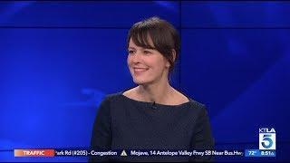 "Rosemarie DeWitt on the 'Horror Movie Comedy Caper' ""Arizona"""