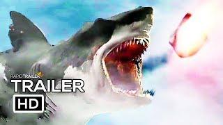 SHARKNADO 6 Official Trailer (2018) Tara Reid Comedy Horror Movie HD