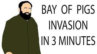 Bay of Pigs Invasion | 3 Minute History