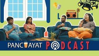 Panchayat Podcast Ep.7 Ft. Jahnavi Dave || The Comedy Factory