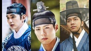 Top 5 Handsome Actors in Historical Costume