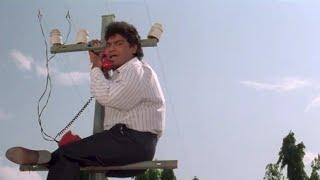 Johnny Lever best ever comedy ! Dulhe Raja! Kaloo Prasad