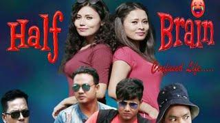Half Brain Bodo & Assamese Comedy Full Movie 2018// Part - 1