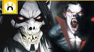 Morbius the Living Vampire Film Details REVEALED