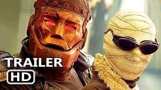 DOOM PATROL Official Trailer (2019) DC Universe TV Series HD