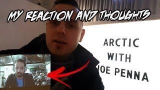 ARCTIC Movie | FULL FILM Reaction, Director Q&A Joe Penna at Toronto Youtube Space