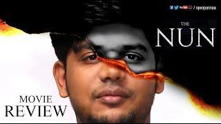 The Nun movie review by Vj Abishek | Open Pannaa